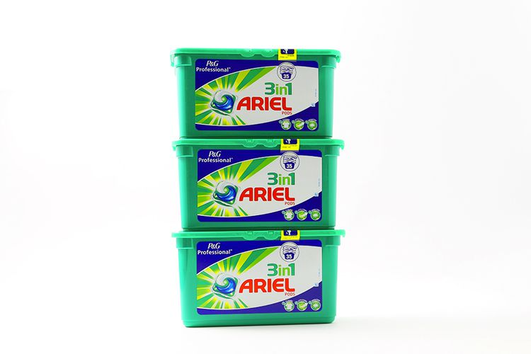Ariel 3in1: 3 x 35 pods (witte was)