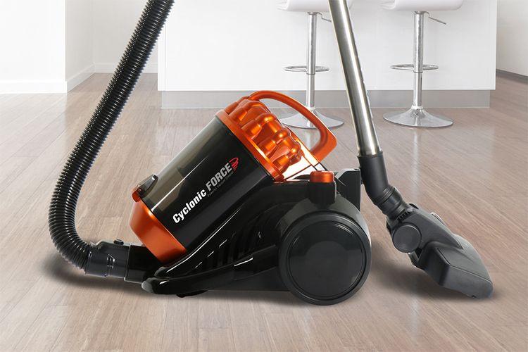 aspirateur orange cyclonic force 01 aspirateur noir sans sac de cyclonic force vavabid. Black Bedroom Furniture Sets. Home Design Ideas