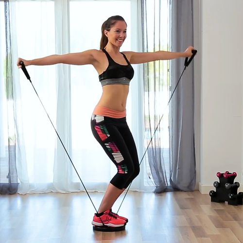 Korting Cardio twister schijf fitness apparaat