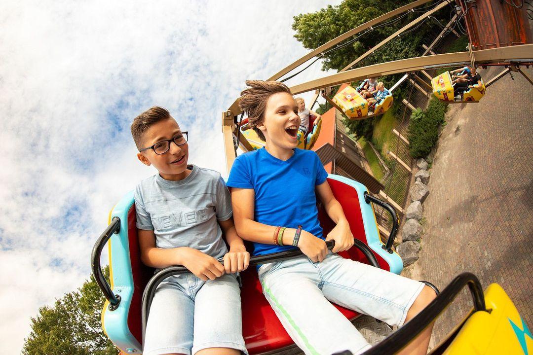 2 tickets voor Attractiepark Slagharen