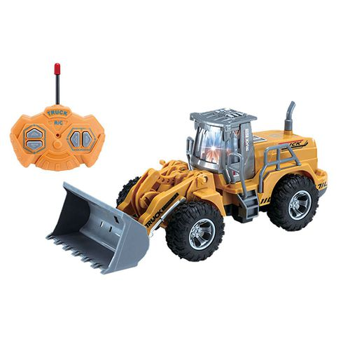 Bestuurbare bulldozer