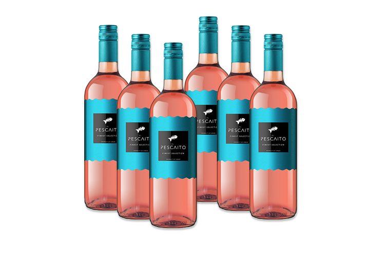 6 flessen Vicente Gandia El Pescaito rosé (750 ml)