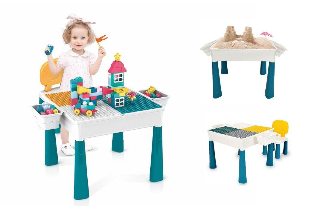 Multifunctionele kindertafel + stoel van Max Kids