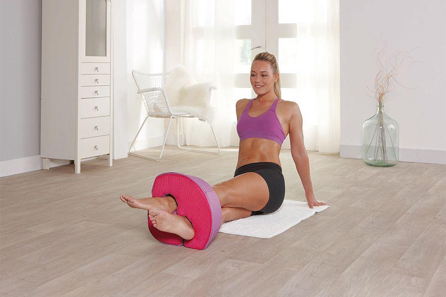 Slim Swing-fitnesshulp: voor billen, benen, rug & heupen