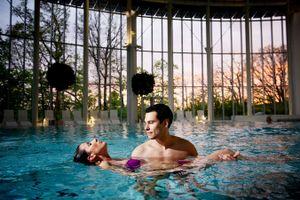Wellnessdag voor 2 in Thermen van Spa, België
