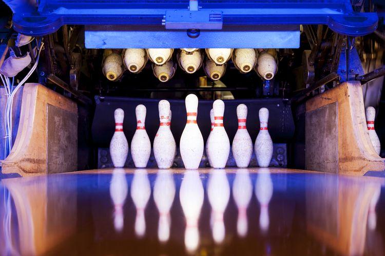 1 uur bowlen met 6 personen (keuze uit 5 locaties)