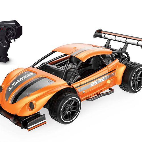 Bestuurbare racewagen (model: Beast)