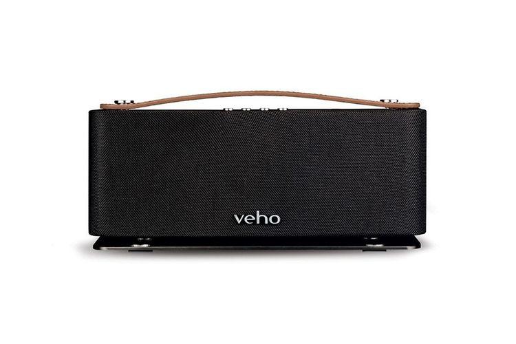 Retro bluetooth-speaker van Veho