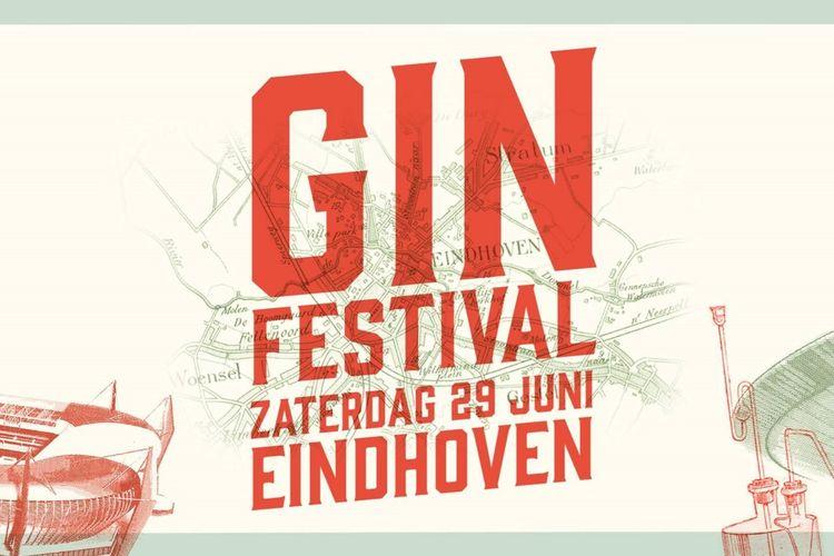 Tickets Gin Festival in Klokgebouw Eindhoven (2 p.)