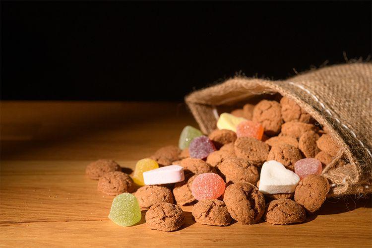 Korting Sinterklaas snoeppakket van Guilty Candy Store