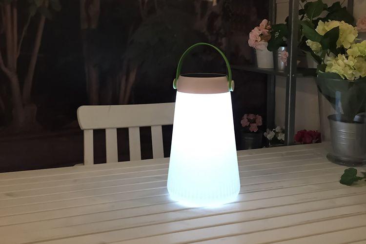 Solar-lantaarn van Luminsky (model: Take Away)