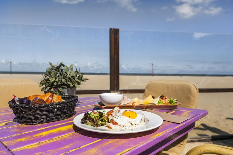 Ontbijt voor 2 bij El Niño Beach Club in Scheveningen
