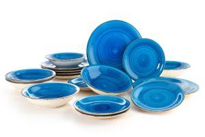 18-delige bordenset van Quid (collectie: Vita Azul)
