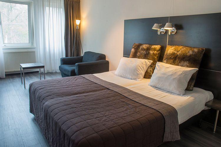 Overnachting in 1 van de Fletcher Hotels (3 sterren)