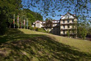 Overnachting in een 4-sterrenhotel in Valkenburg