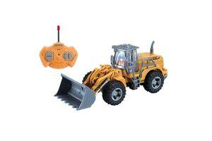 Bestuurbare bulldozer (max. snelheid: 10 km/u)