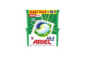2 pakken met Ariel-pods (80 pods)