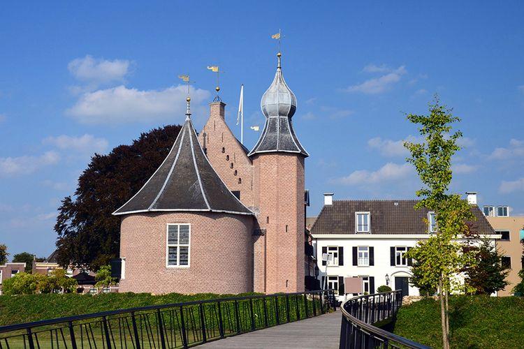Prinsheerlijke overnachting in Kasteel Coevorden