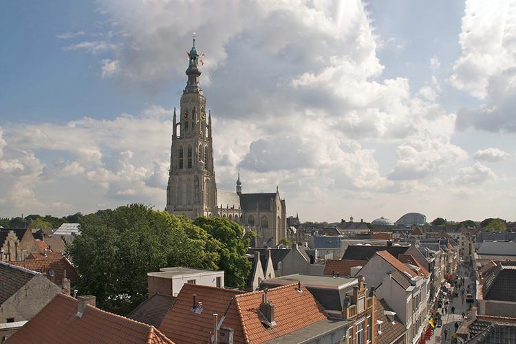 Overnachting in een Mystery Hotel in Breda (2 p.)