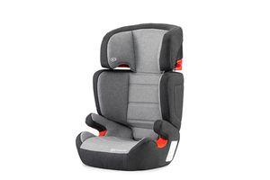 Zwartgrijze autostoel met ISOFIX-systeem (model: Junior)