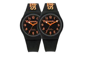 Set van 2 herenhorloges van Superdry