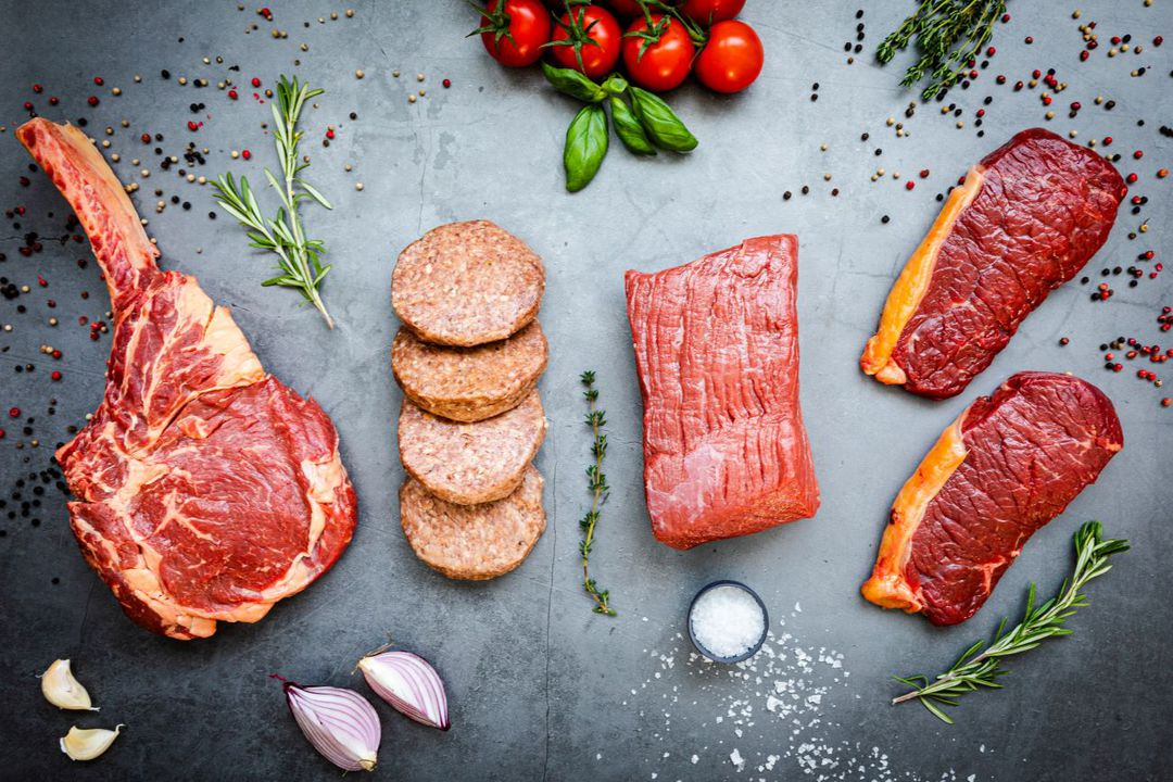 35% korting op Steak-, BBQ- en Gourmetpakketten