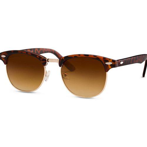 Unisex-zonnebril
