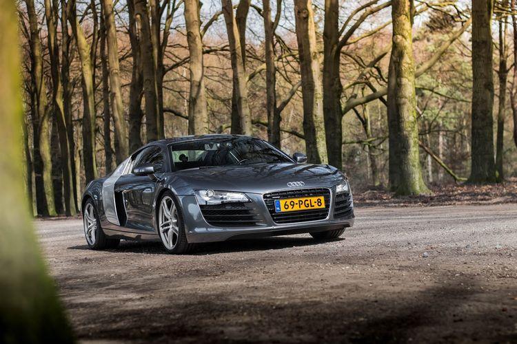 Een onvergetelijke ervaring: rijden in een Audi R8