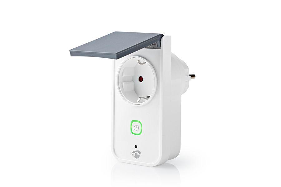 Slimme wifi-stekker voor binnen en buiten