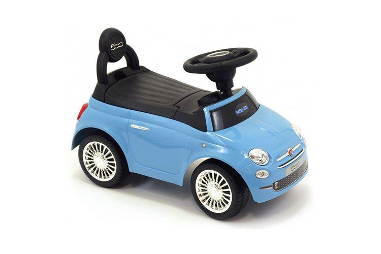 fiat 500 loopauto blauw verras jouw kind met een eigen fiat 500 loopauto vakantieveilingen. Black Bedroom Furniture Sets. Home Design Ideas