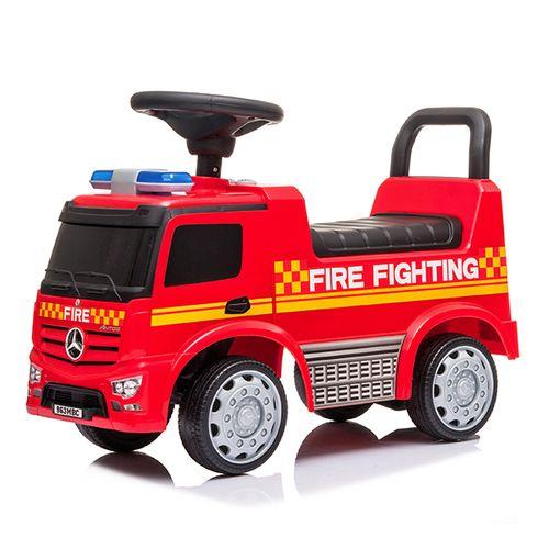 Brandweerauto van Mercedes