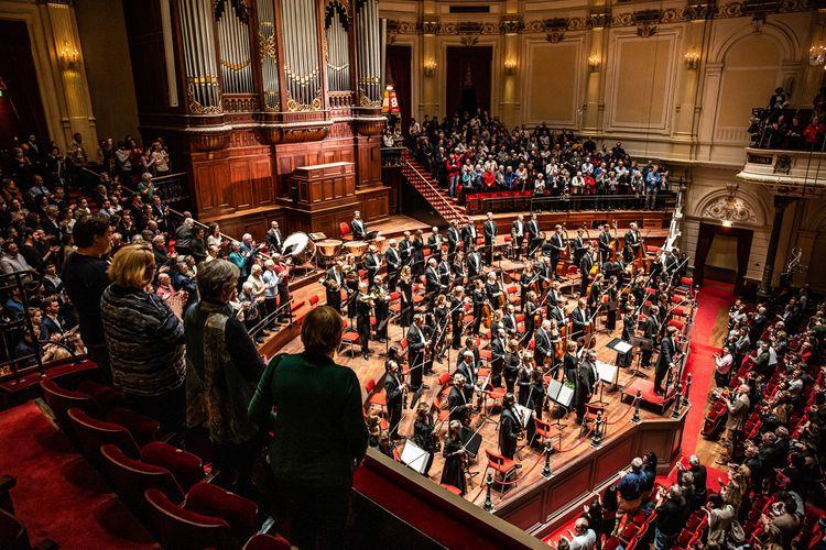 Korting Nederlands Philharmonisch Orkest in Het Concertgebouw Amsterdam