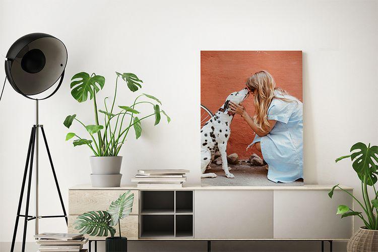 Jouw bijzonderste foto op aluminium (60 x 40 cm)