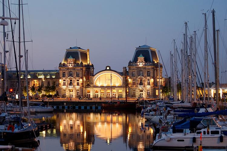 Overnachting met wellness in badplaats Oostende, Belgi�