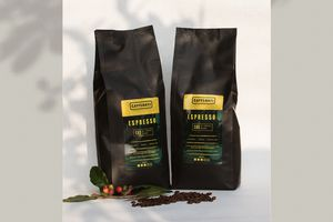 Espresso Roma-koffiebonen van Cafferati (2 kg)