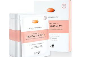 10 Renew Infinity gezichtsmaskers van MY21