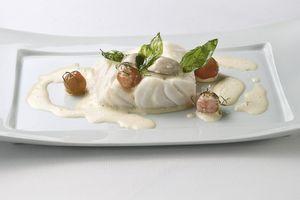 Michelin 5 gangendiner bij restaurant Kaatje bij de Sluis
