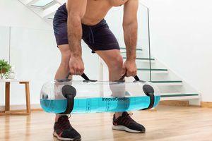 Powerbag voor fitnessoefeningen (max. 25 L)