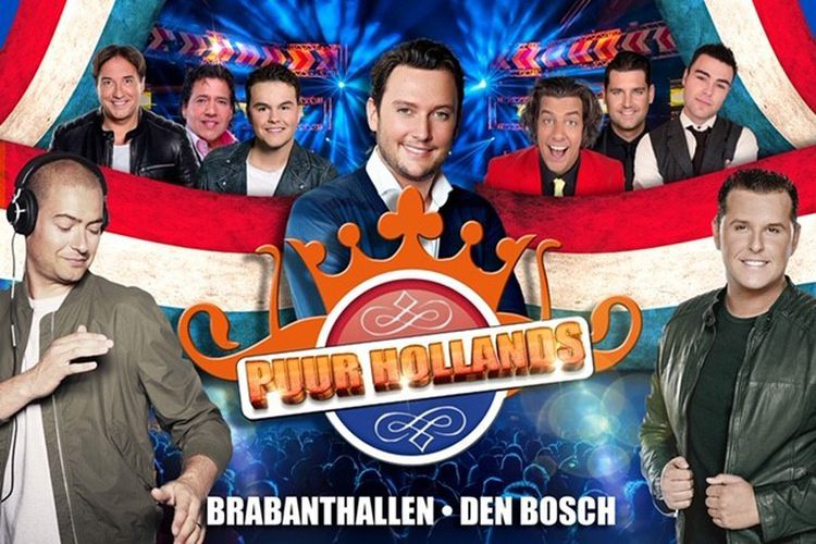 Puur Hollands met Tino Martin in de Brabanthallen
