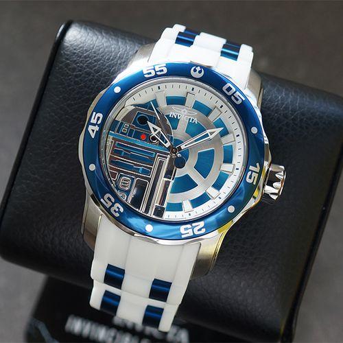Star Wars-herenhorloge van Invicta
