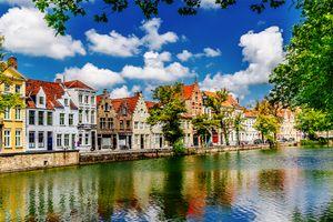 Een dagje Antwerpen, Brugge of Brussel per bus (2 p.)