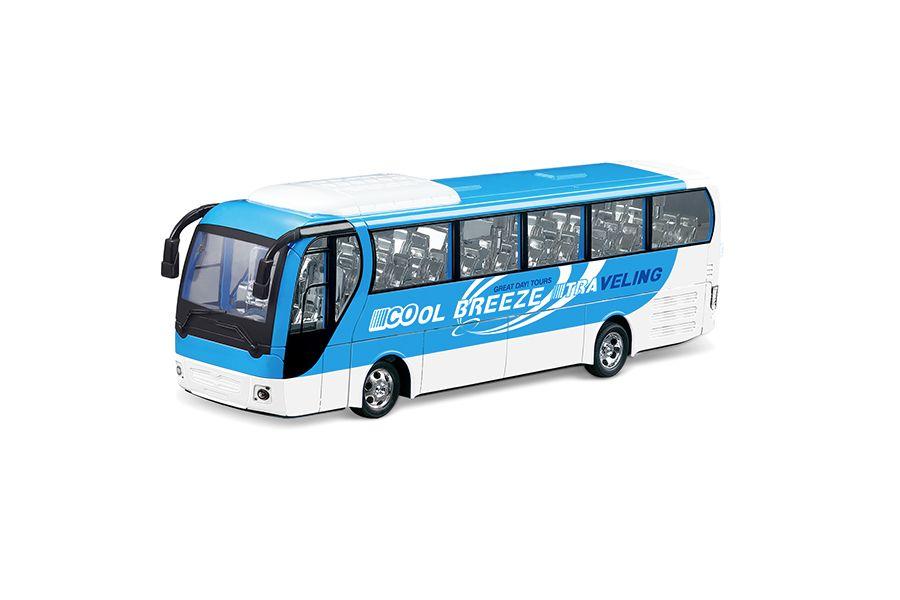 Elektronische bus met afstandsbediening