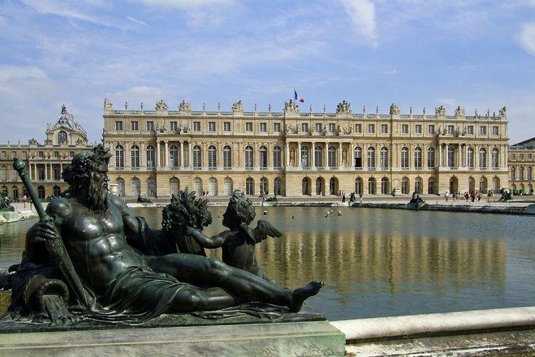 3 dagen vlakbij Versailles (2 p.)