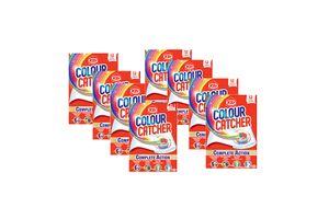 8 pakken anti-kleurdoorloopdoekjes van K2R