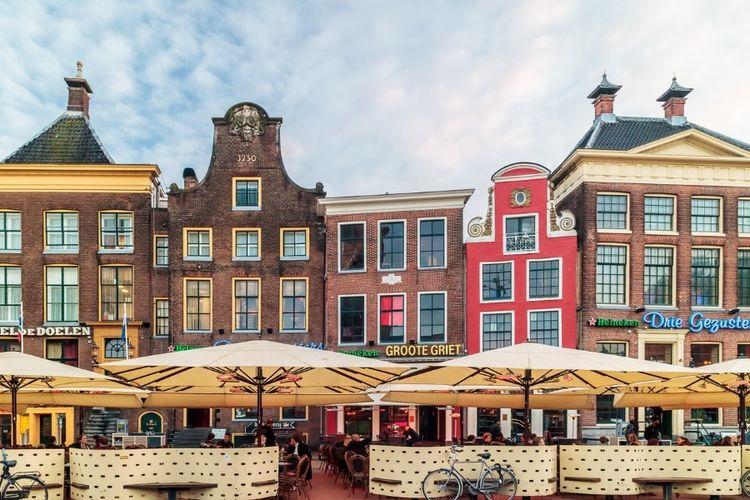 1 nacht in Best Western Hotel Groningen Centre