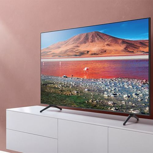 Smart-tv van Samsung