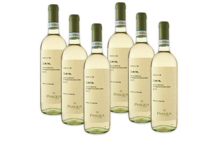 6 flessen Pasqua Le Collezioni Soave (750 ml)