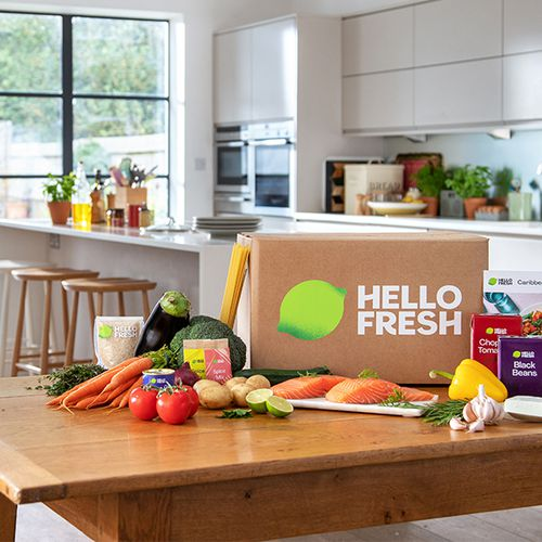 55,- korting op HelloFresh voor nieuwe klanten