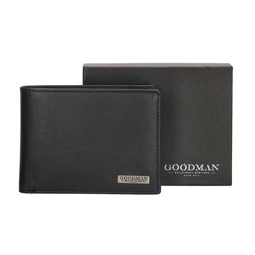 Leren herenportemonnee van Goodman