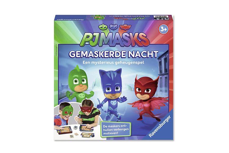 Bordspel PJ Masks gemaskerde nacht van Ravensburger